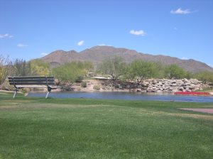 Persimmon Golf Course in Anthem Country Club