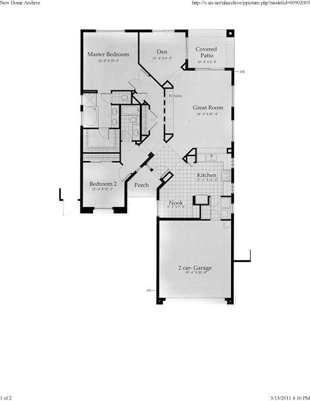 Anthem Floor Plans Acadia All About Anthem