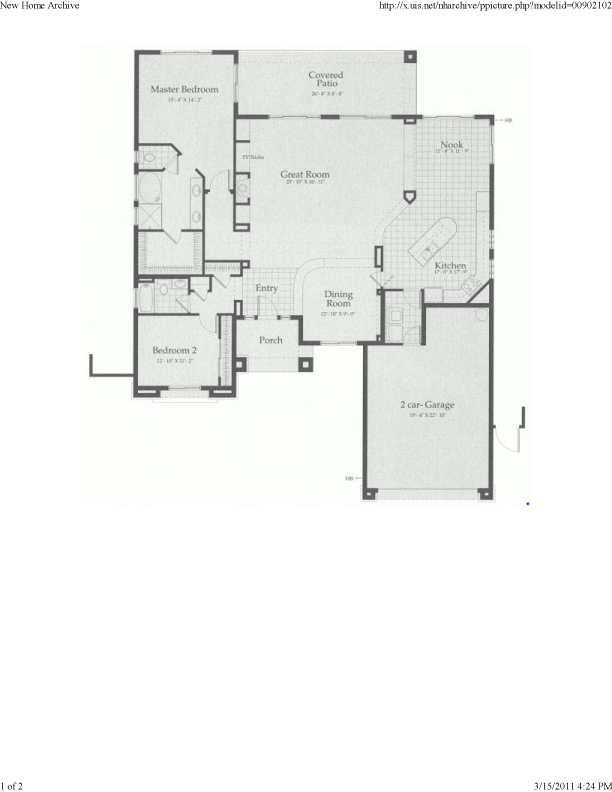 Anthem Floor Plans The Peregrine All About Anthem