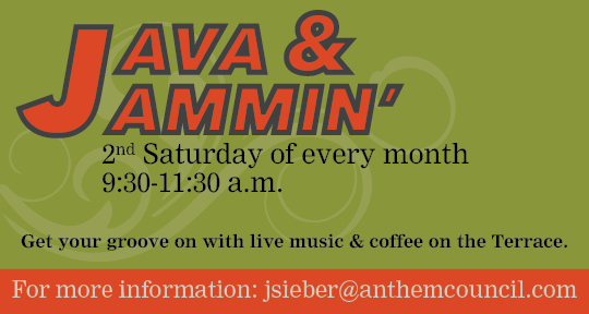 Anthem Az Java Amp Jammin At The Civic Building All